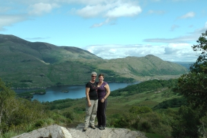 Killarney Lakes Lookout- County Kerry